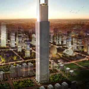 ASYA Design Projects - 108 Tower