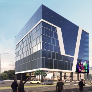 ASYA Design Projects - Proposed Office