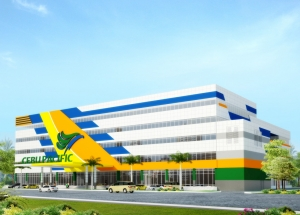 ASYA Design Projects - Cebu Pacific Main Office