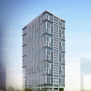 ASYA Design Projects - CyberPark Araneta Tower 2