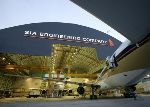 ASYA Design Projects - SIA Engineering Hangar