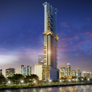 ASYA Design Projects - Sky Residence