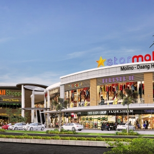 ASYA Design Projects - Starmall Daanghari