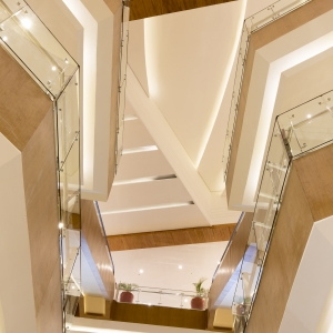 ASYA Design Projects - Robinsons Galeeria Cebu Interior