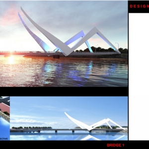 ASYA Design Projects - Bridge Project, Mantis