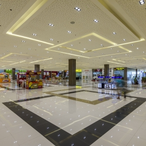 ASYA Design Projects - Citymall Imus Interior