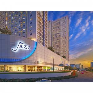 ASYA Design Projects - Jazz Residence