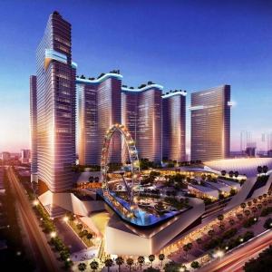 ASYA Design Projects - Proposed Mixed-Use. Manila