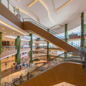 ASYA Design Projects - Robinsons Galleria Cebu Atrium