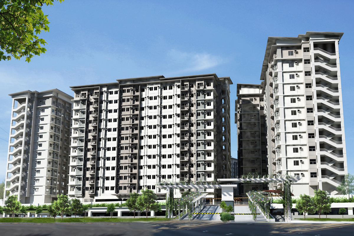 ASYA Design Projects-Vine Residences Building