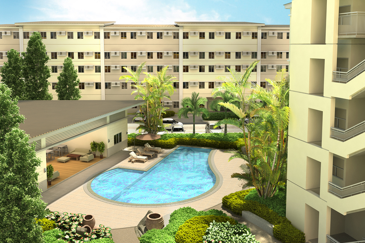 ASYA Design Projects-Cheer Residences Amenity Pool