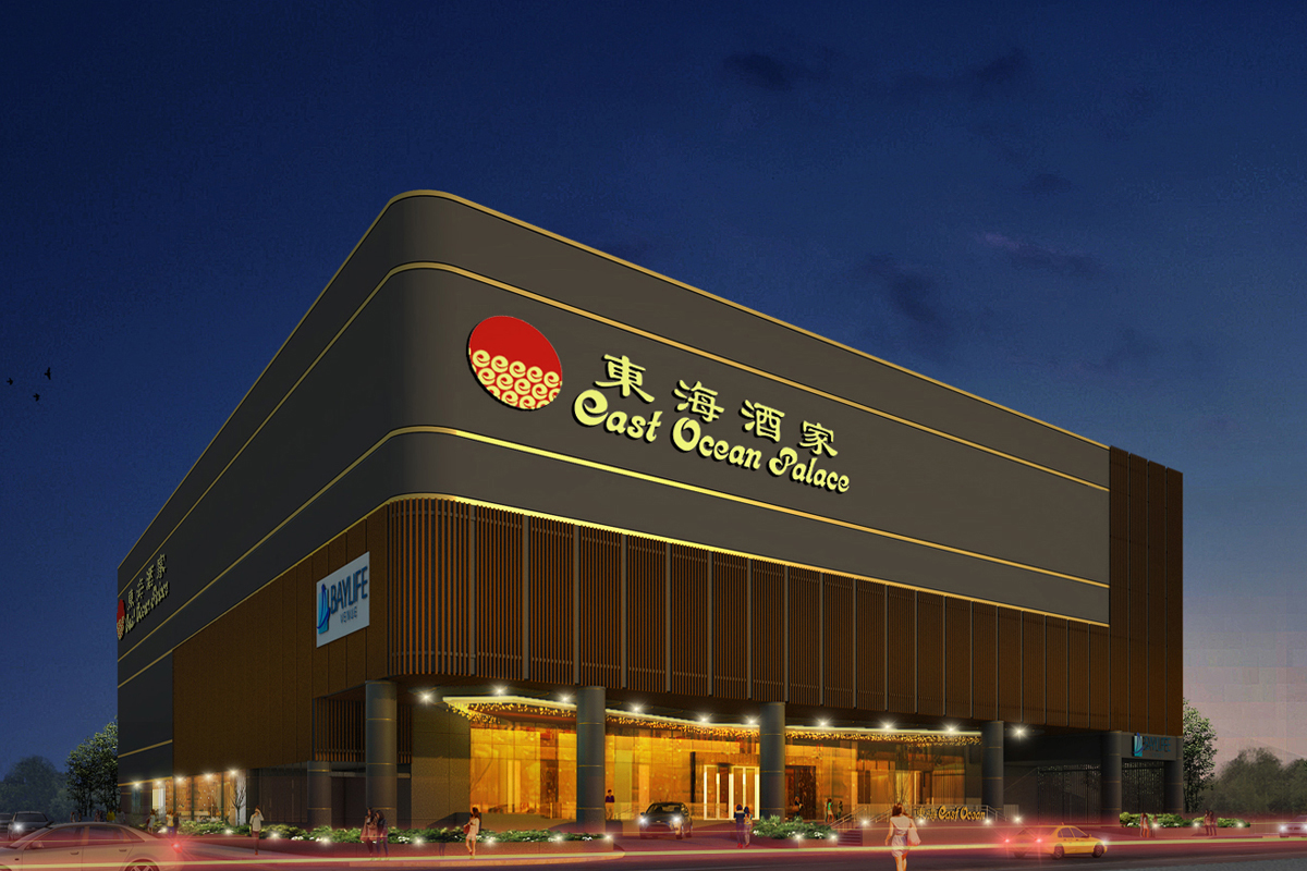 ASYA Design Projects-East Ocean Palace Restaurant-Commercial