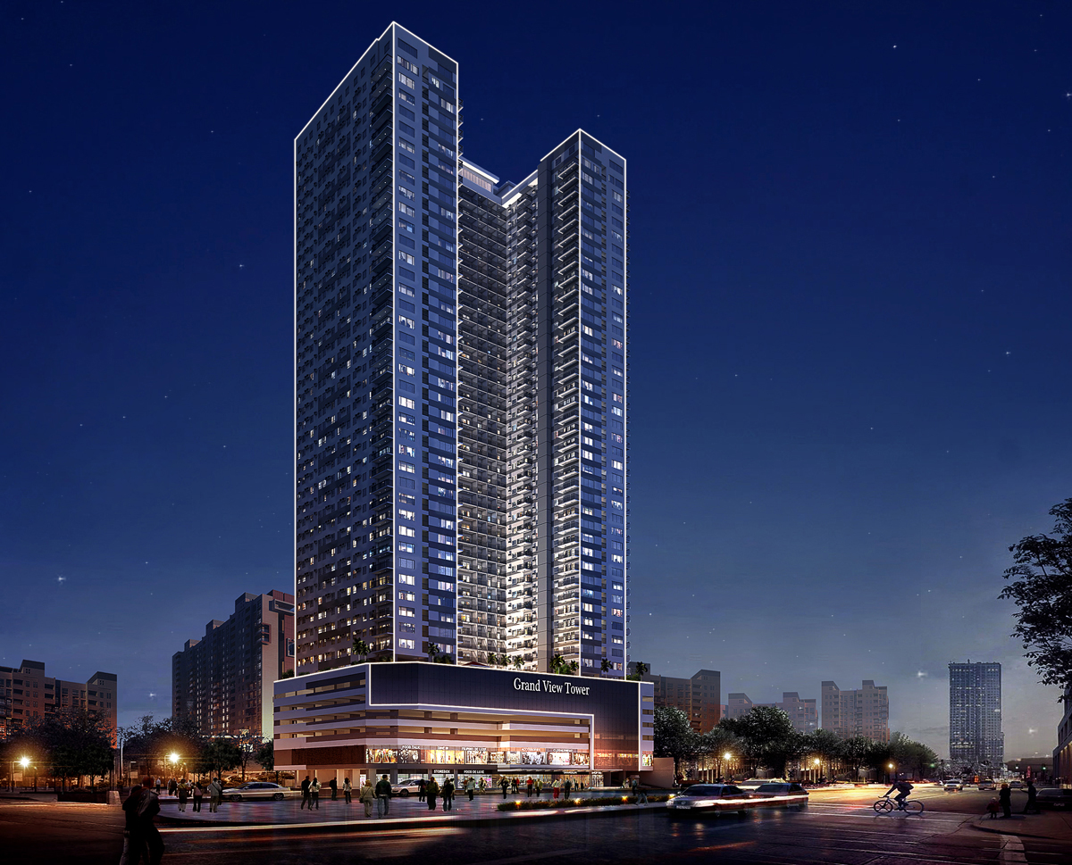 ASYA Design Projects-Moldex Grand View Towers Perspective