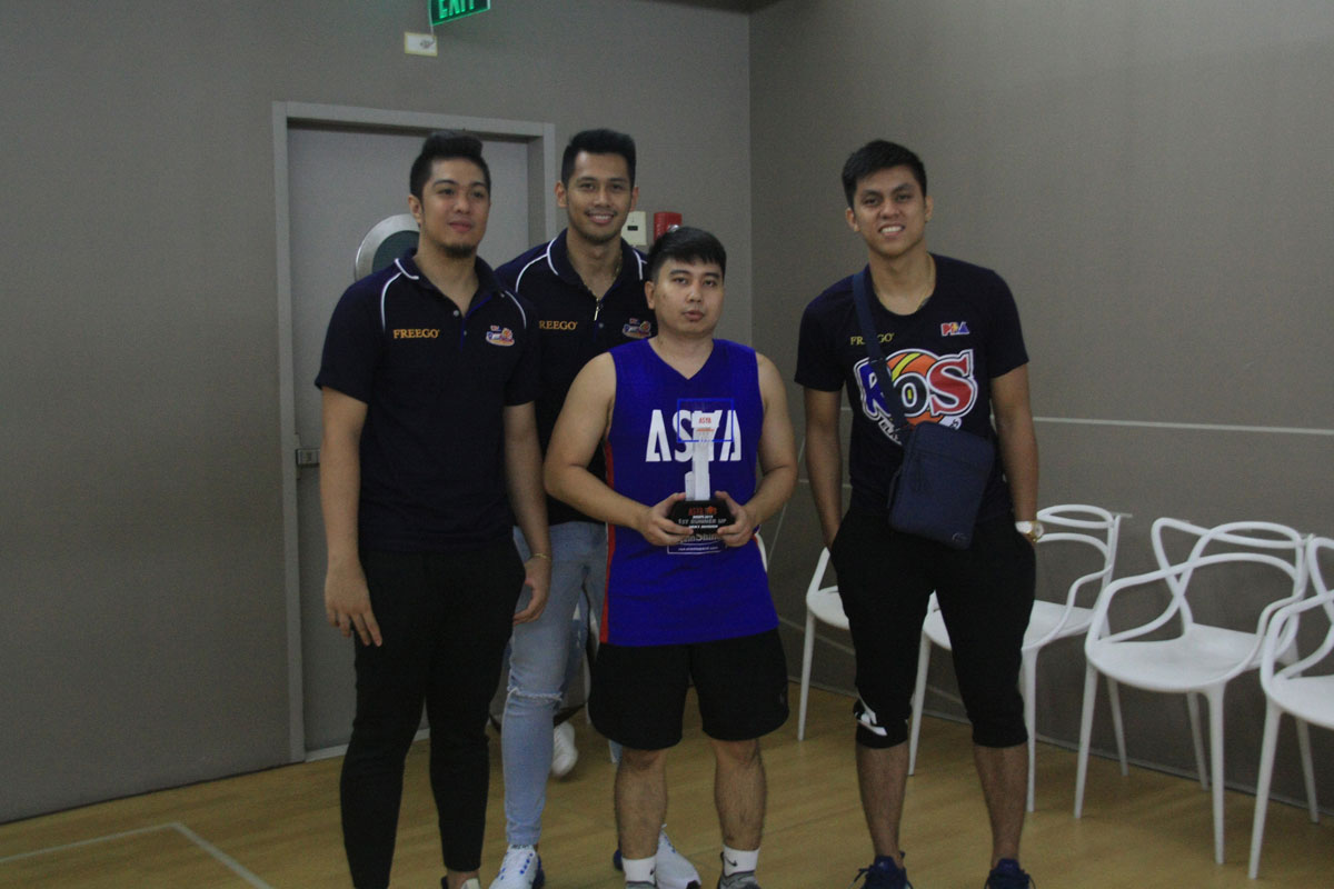 ASYA 3 on 3 Awarding