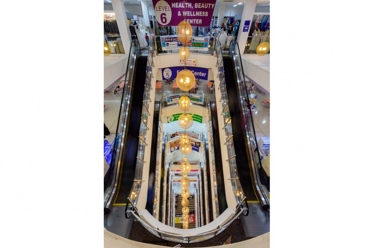ASYA DESIGN PROJECTS 168 SHOPPING MALL
