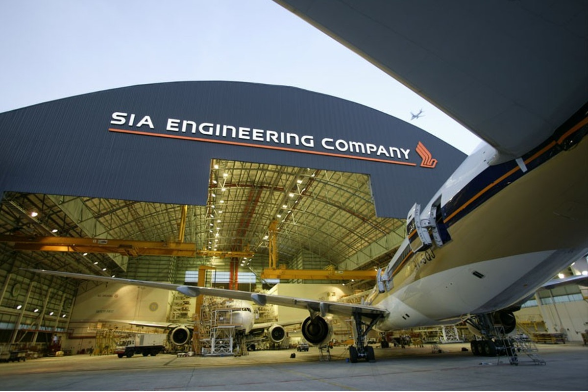 ASYA DESIGN AVIATION TRANSPORTATION PROJECTS - SIA ENGINEERING HANGAR