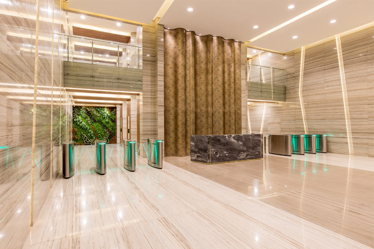 ASYA DESIGN OFFICE PROJECTS EASTFIELD CENTER