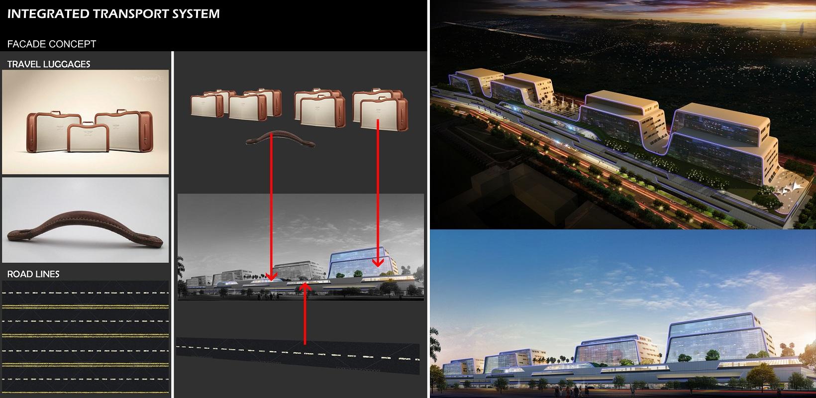 ASYA-Southwest Integrated Transport Station