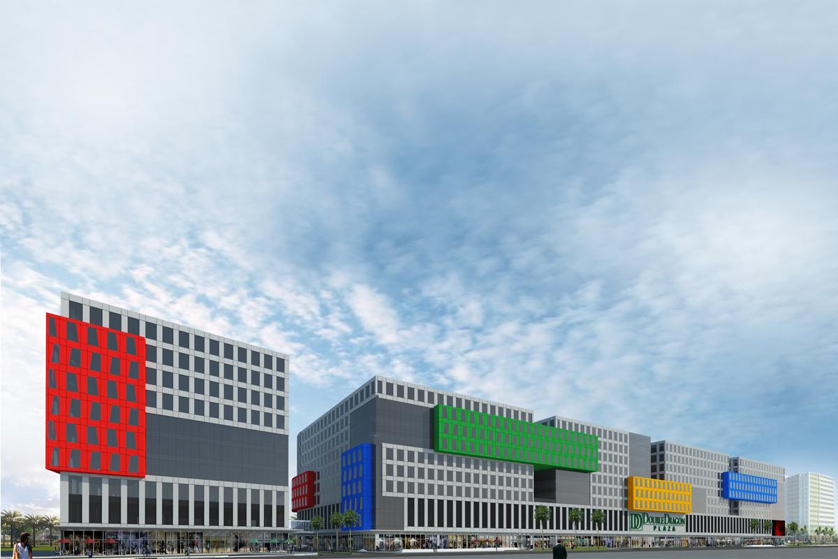 ASYA Design, Double Dragon Plaza, Meridian