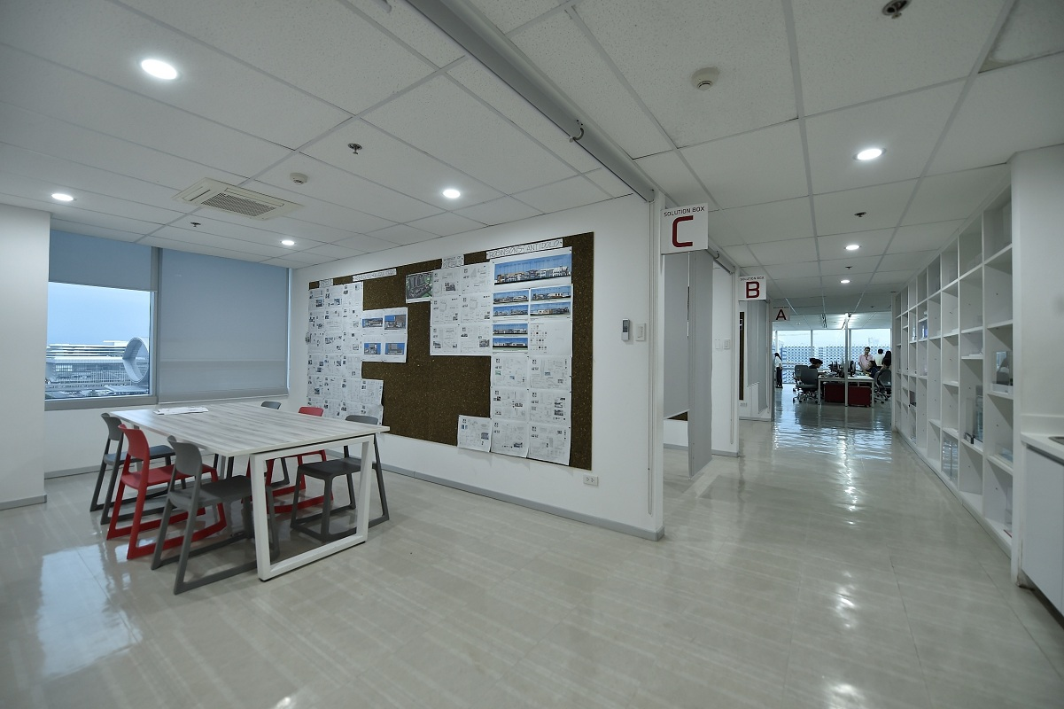 ASYA-A Place Building Interior