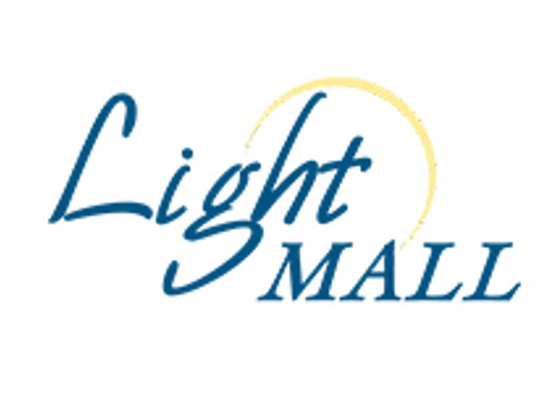 ASYA Design/QASYA - Light Mall Logo