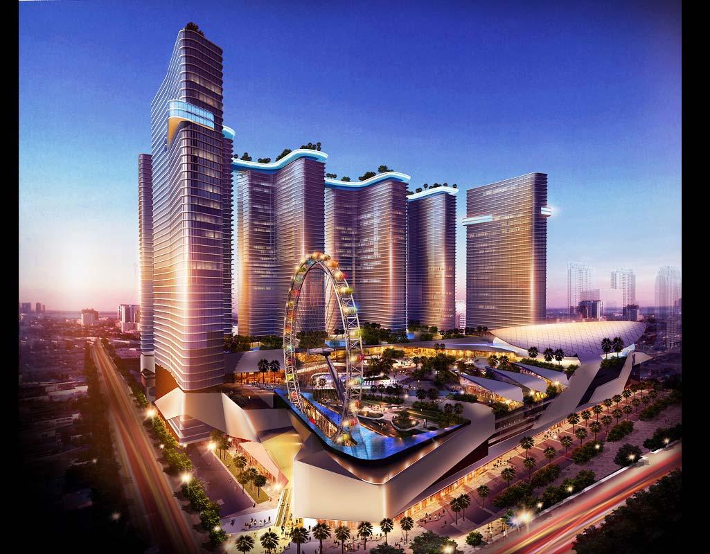 ASYA Design, Proposed Mixed-use Development, Manila