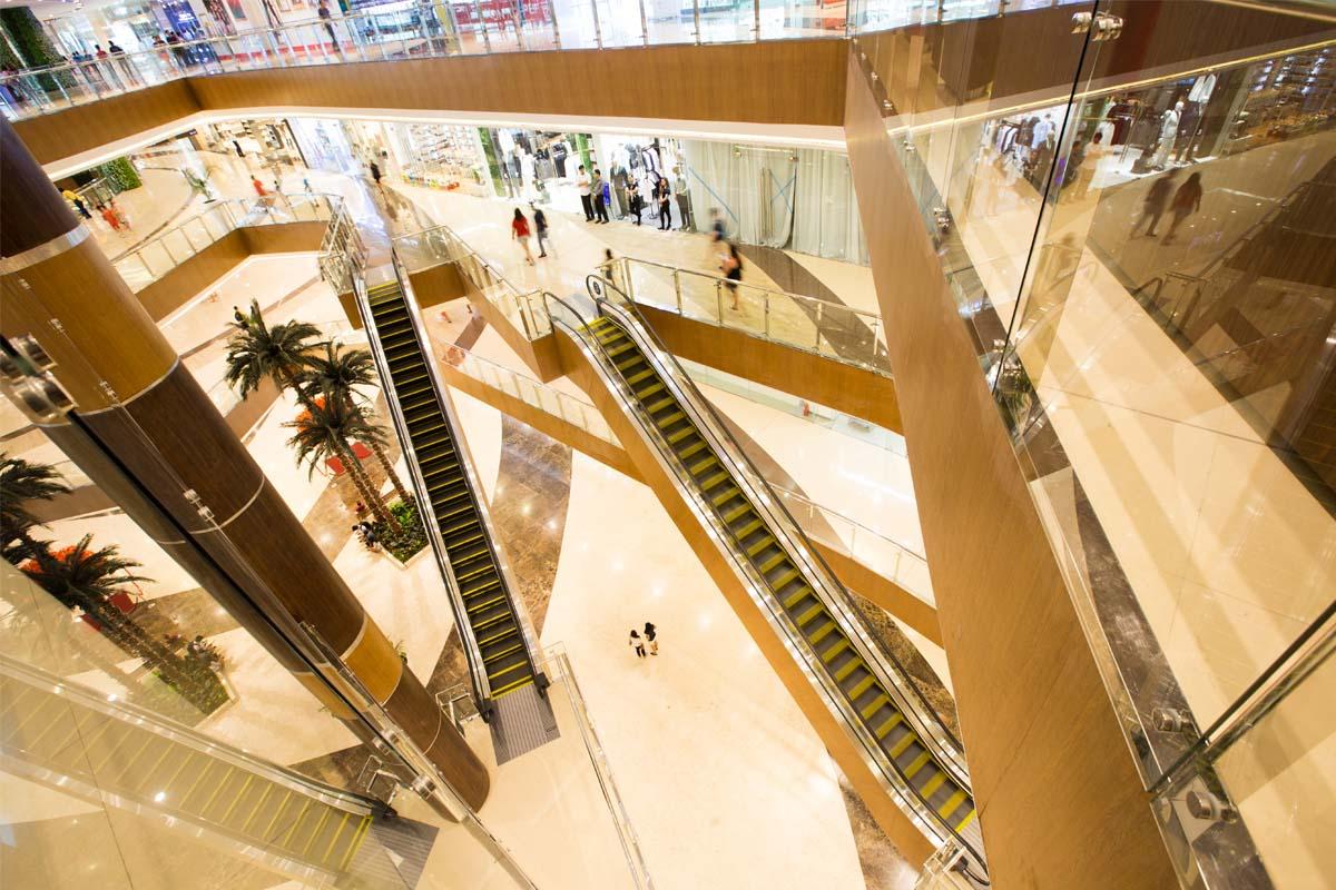 ASYA Design, Robinsons Galleria Cebu Interior
