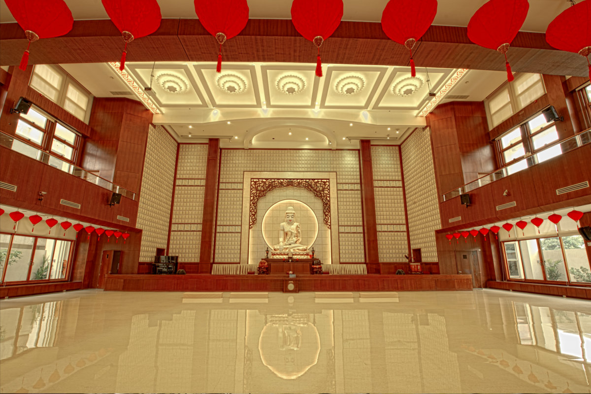 ASYA DESIGN CULTURE PROJECTS FO GUANG SHAN TEMPLE