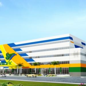 ASYA Design Office Projects - Cebu Pacific Main Office