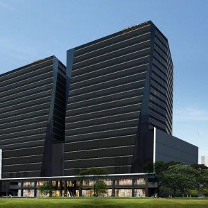 ASYA Design OFFICE Projects - Robinsons Zeta and Exxa Tower