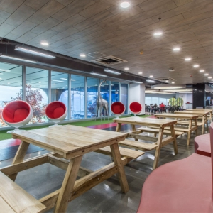 ASYA Design Projects - EPerformax Office Interior