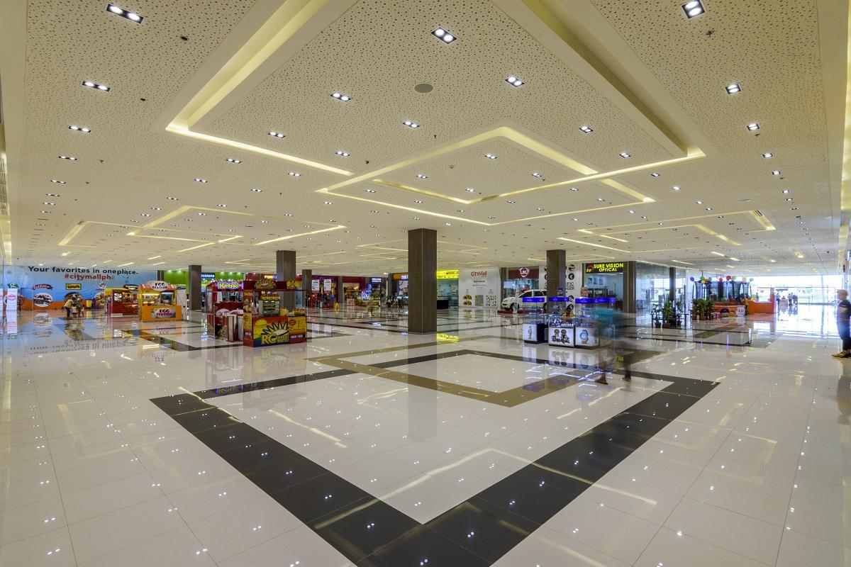 ASYA Design Projects - Citymall Imus Interior