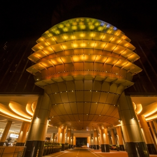 ASYA Design Casino Projects - City of Dreams Exterior
