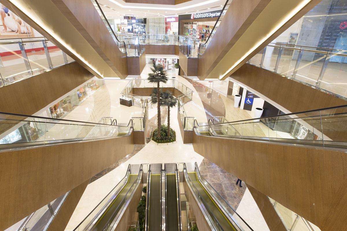ASYA Design Projects - Robinsons Cebu Interior