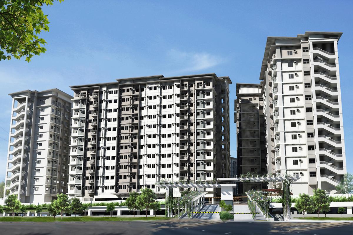 ASYA Design Projects-Vine Residences Building