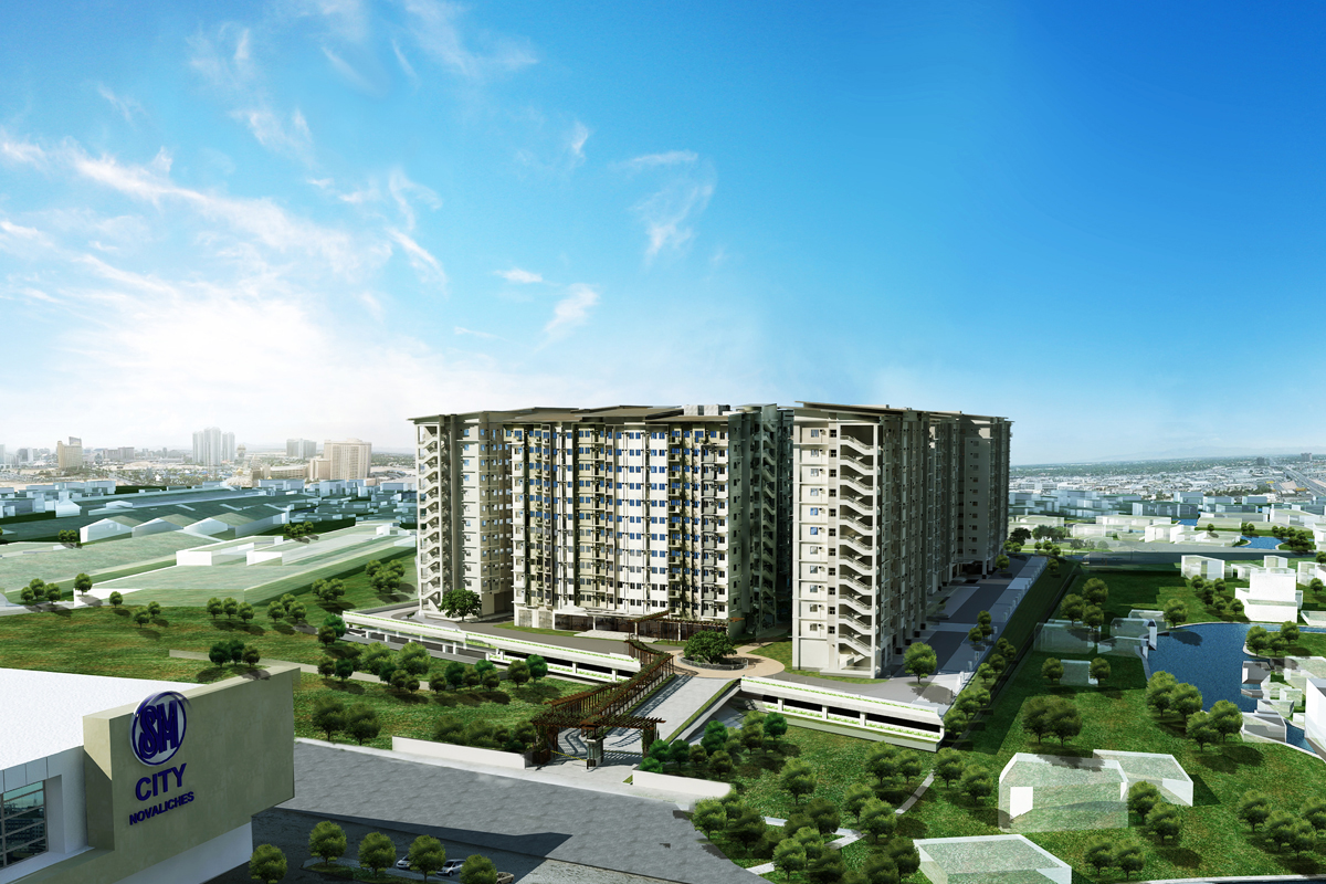 ASYA Design Projects-Vine Residences Perspective