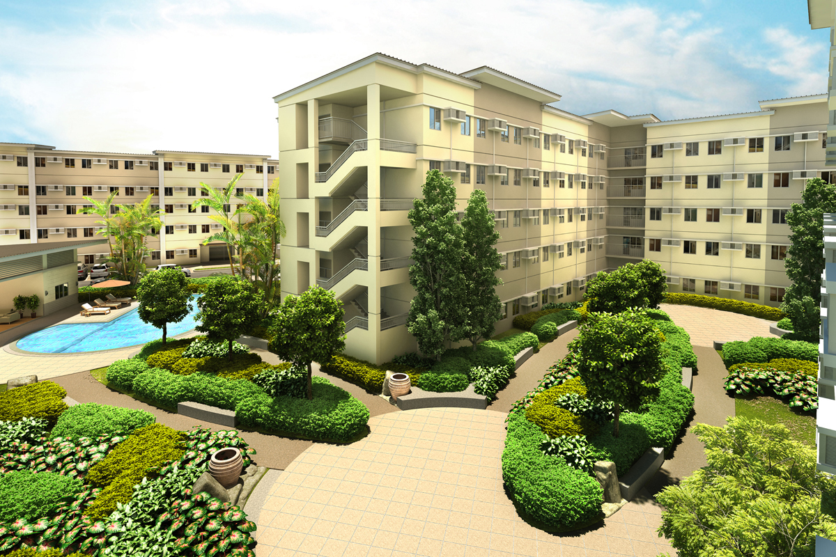 ASYA Design Projects-Cheer Residences Facade