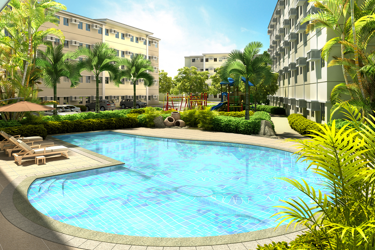 ASYA Design Projects-Cheer Residences Pool