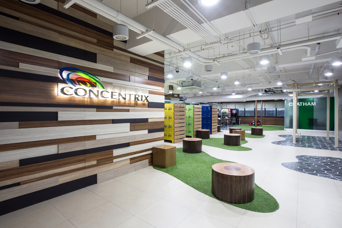 ASYA Design Projects-Concentrix Tera Locker