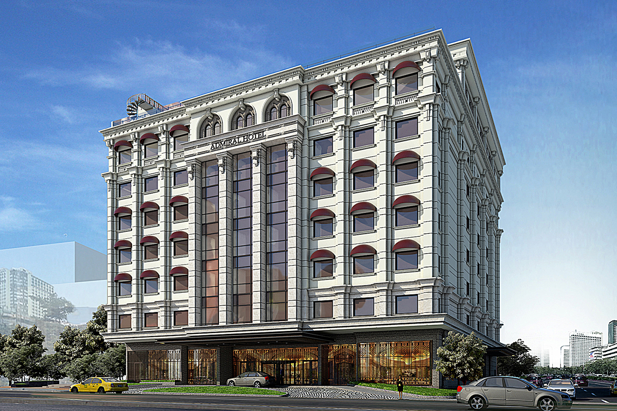 ASYA Design Projects-Anchorland Admiral Hotel Perspective