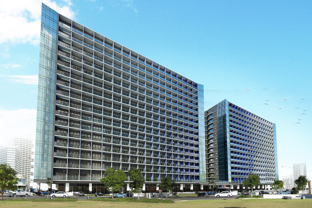 ASYA Design Projects-Shore 3 Residences Building