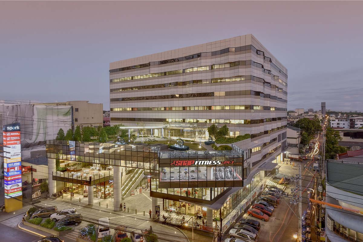 ASYA DESIGN AND BUILD OFFICE PROJECTS SPARK PLACE