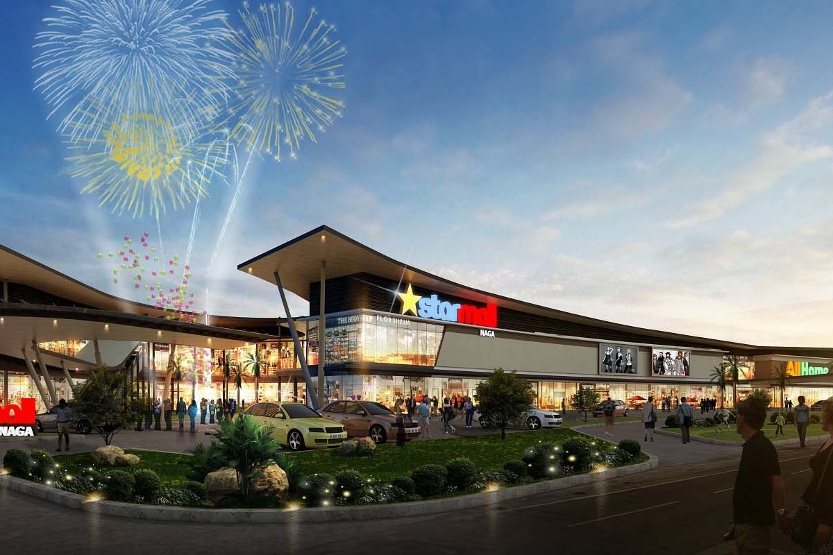 ASYA Design Commercial Projects Starmall Naga