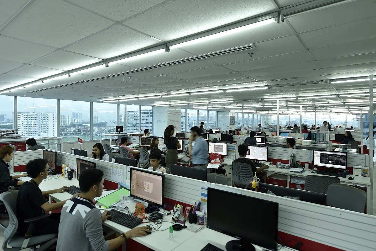 ASYA-A Place Building Office
