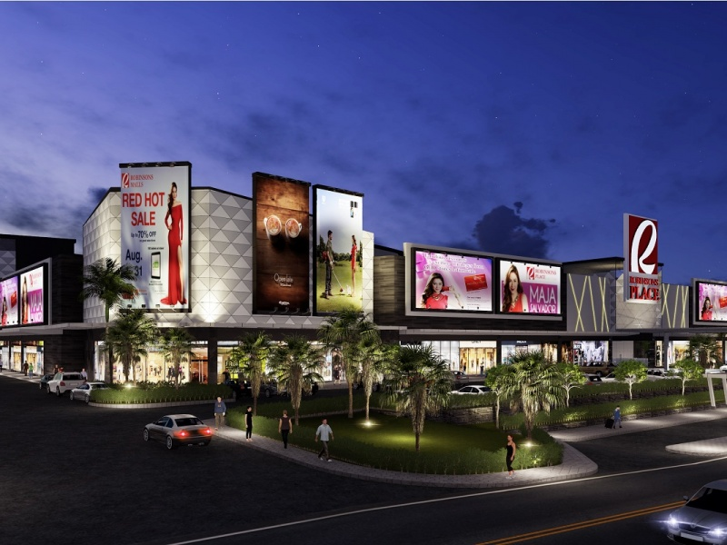 ASYA Design Commercial Projects - Robinsons Place Ormoc
