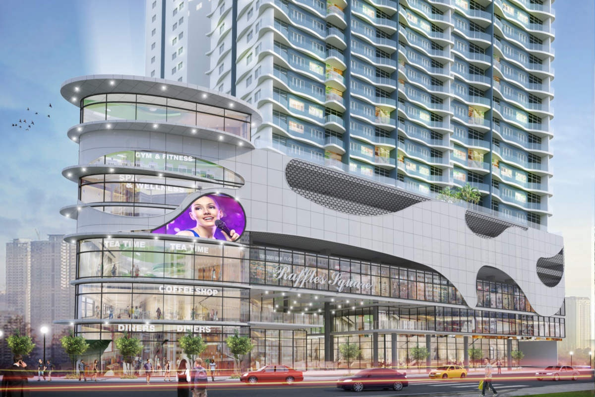 ASYA Design, R Square Residence