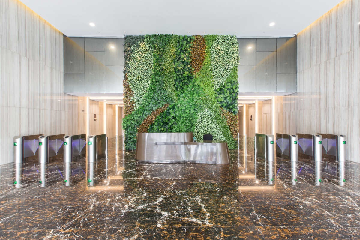 ASYA Design Projects - Scape Lobby