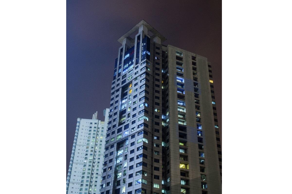 ASYA-Lee Tower at Night