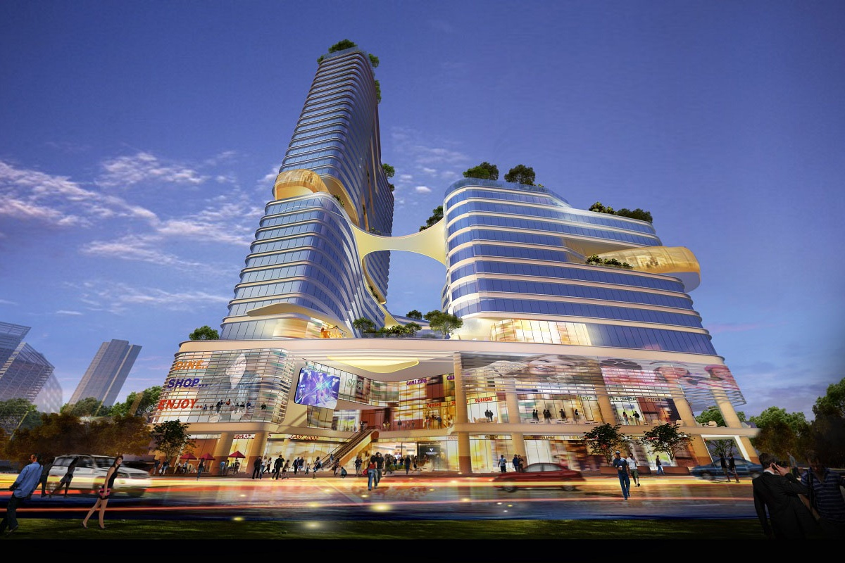 ASYA Design, Proposed Mixed-use Development, Makati
