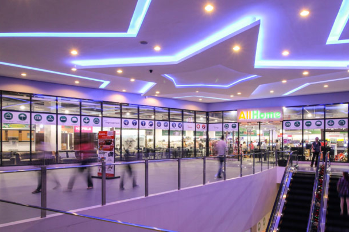 ASYA Design Commercial Project Starmall Taguig